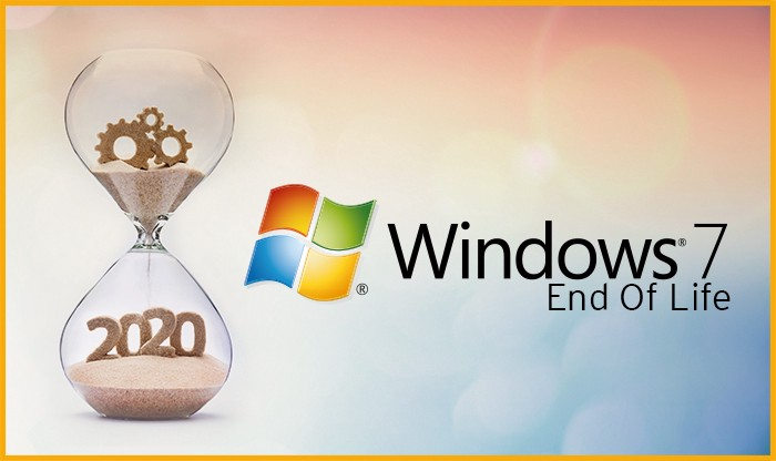 Windows 7 is ending
